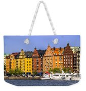 Water View Weekender Tote Bag