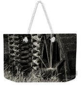 Water Wheel 3 Weekender Tote Bag
