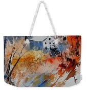 Watercolor  011012 Weekender Tote Bag