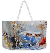 Watercolor  011020 Weekender Tote Bag
