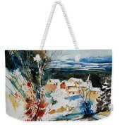 Watercolor  011040 Weekender Tote Bag