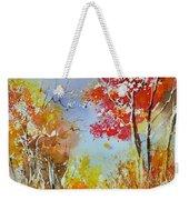 Watercolor 011121 Weekender Tote Bag