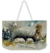 Watercolor 012102 Weekender Tote Bag