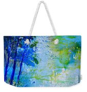Watercolor 012112 Weekender Tote Bag