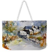 Watercolor 015022 Weekender Tote Bag