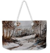 Watercolor 017051 Weekender Tote Bag