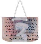 Watercolor 11 Weekender Tote Bag