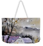Watercolor 112012 Weekender Tote Bag