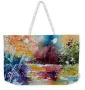 Watercolor 140908 Weekender Tote Bag