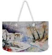 Watercolor 15823 Weekender Tote Bag