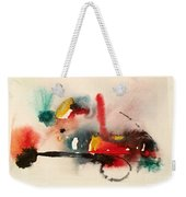 Watercolor 17 Weekender Tote Bag