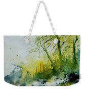 Watercolor 181207 Weekender Tote Bag