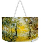 Watercolor 210108 Weekender Tote Bag