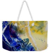 Watercolor 21546 Weekender Tote Bag
