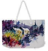 Watercolor 231207 Weekender Tote Bag