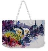 Watercolor 231207 Weekender Tote Bag
