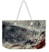 Watercolor 446 Weekender Tote Bag