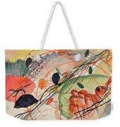 Watercolor 6 Wassily Kandinsky, 1911 Weekender Tote Bag