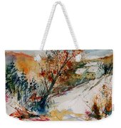 Watercolor 908002 Weekender Tote Bag