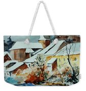 Watercolor Chassepierre Weekender Tote Bag