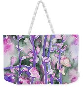 Watercolor - Cherry Blossoms Weekender Tote Bag