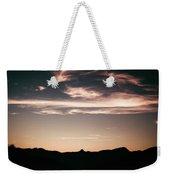 Watercolor Clouds. Weekender Tote Bag