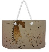 Watercolor Dragon Weekender Tote Bag by Ginny Youngblood