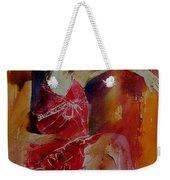 Watercolor Eglantine 1 Weekender Tote Bag