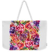 Watercolor Garden IIi Weekender Tote Bag