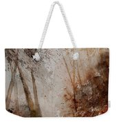 Watercolor Misty Path Weekender Tote Bag