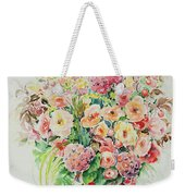 Watercolor Series 14 Weekender Tote Bag