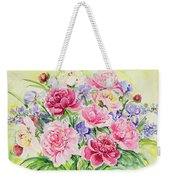 Watercolor Series 153 Weekender Tote Bag