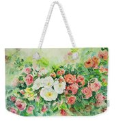 Watercolor Series 4 Weekender Tote Bag