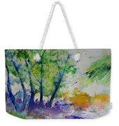 Watercolor Spring 2016 Weekender Tote Bag