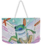 Watercolor - Tree Frog Weekender Tote Bag