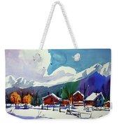 Watercolor_3483 Weekender Tote Bag