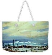 Watercolor_3487 Weekender Tote Bag