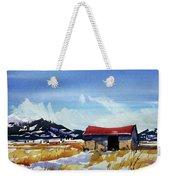 Watercolor3557 Weekender Tote Bag