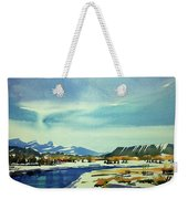 Watercolor3798 Weekender Tote Bag