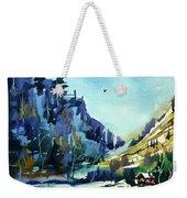 Watercolor3810 Weekender Tote Bag