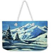 Watercolor3977 Weekender Tote Bag