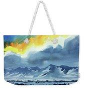 Watercolor3987 Weekender Tote Bag