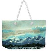 Watercolor4018 Weekender Tote Bag