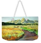 Watercolor4476 Weekender Tote Bag