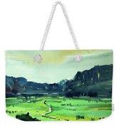 Watercolor4612 Weekender Tote Bag