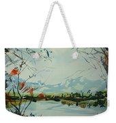 Watercolor5498 Weekender Tote Bag