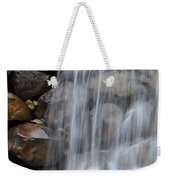 Waterfall 1 Weekender Tote Bag