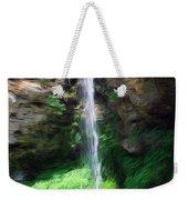 Waterfall 2 Weekender Tote Bag