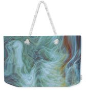 Waterfall Angel Weekender Tote Bag
