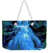 Waterfall At Finch 2 Weekender Tote Bag